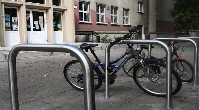 Вроцлав облаштує 655 нових стійок для велосипедів (+СПИСОК)