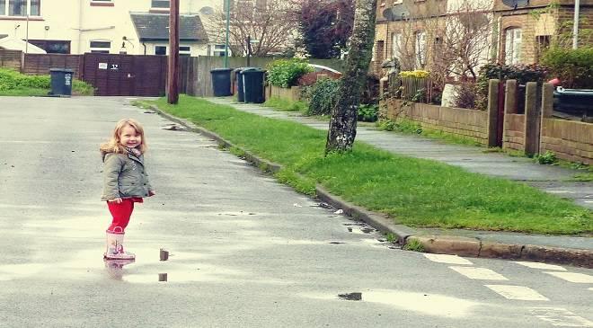 В Глогуві горе-няня загубила 4-річну дитину