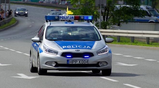На Надодже поліціянтка збила дитину