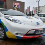 Дізнайся всі деталі прокату електромобілів у Вроцлаві