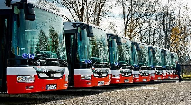 В Бєляві та Дзєржонові з'являться нові автобуси