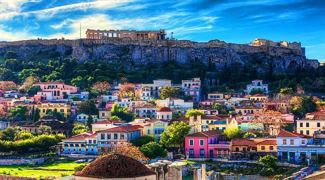 У «Ранейр» — новий рейс: з Вроцлава до Афін, ще й за акційною ціною