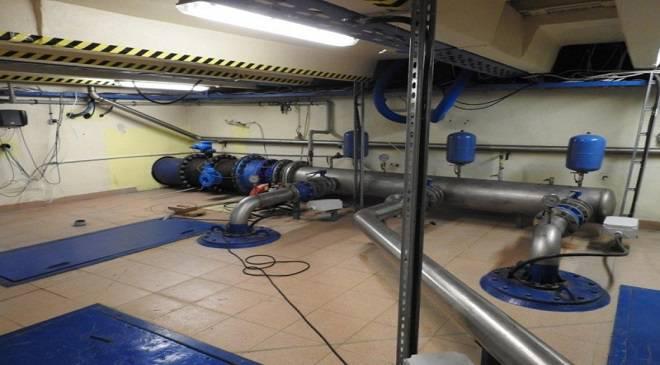 В Єленій Гурі — спеціальне очищення води