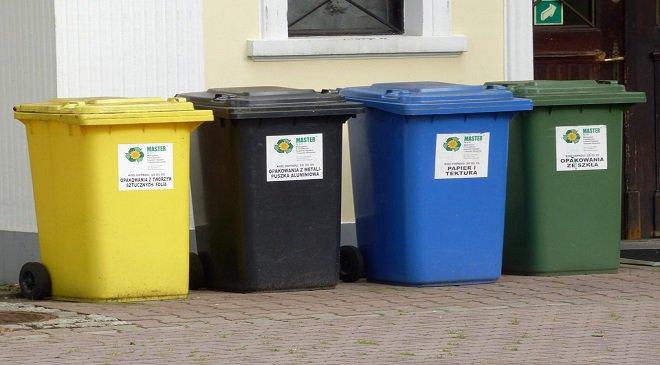 У Нижній Сілезії злочинець спалив сміття на 3 тис. злотих