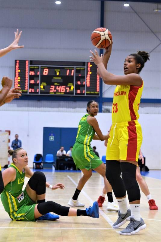 Успіх вроцлавських баскетболісток на євроарені