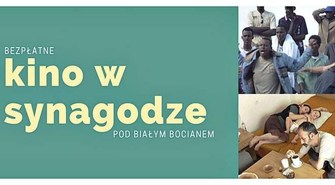Безкоштовний перегляд фільмів під вроцлавською синагогою