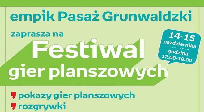 У Вроцлаві відбудеться Фестиваль настільних ігор