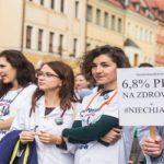 Вроцлавські лікарі розпочали голодування на знак протесту