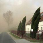 На Вроцлав насувається штормовий вітер