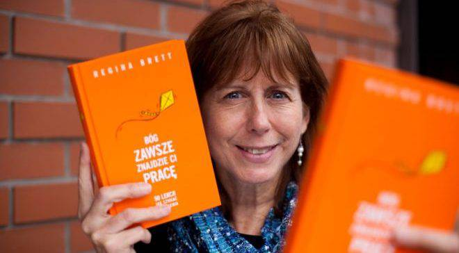 У Вроцлаві  відбудеться вечір зустрічі письменниці Регіни Бретт зі своїми шанувальниками