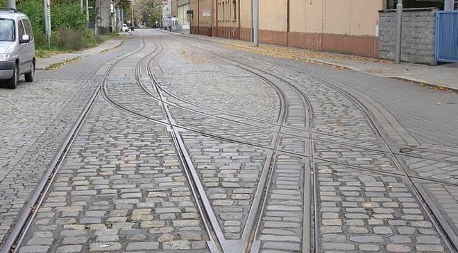 Після нового року розпочнеться будівництво нової трамвайної лінії на Поповіце