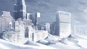 Winter is coming soon. Перед нами зима століття?