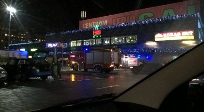 Во Вроцлаве «заминировали» несколько торговых центров
