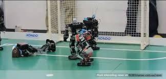 У Вроцлавській Політехніці відбулося змагання роботів