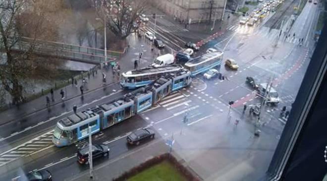 Офіційне пояснення MPK Вроцлава в справі зіткнення трамваїв