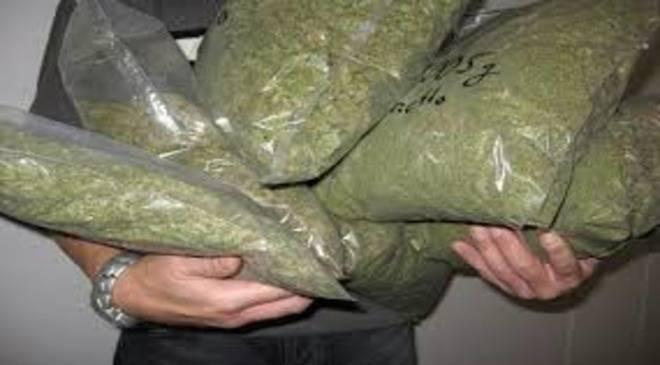 У Вроцлаві затримано контрабанду іспанської марихуани