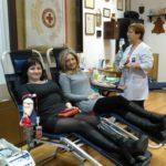 Почесні донори крові поділились найціннішим