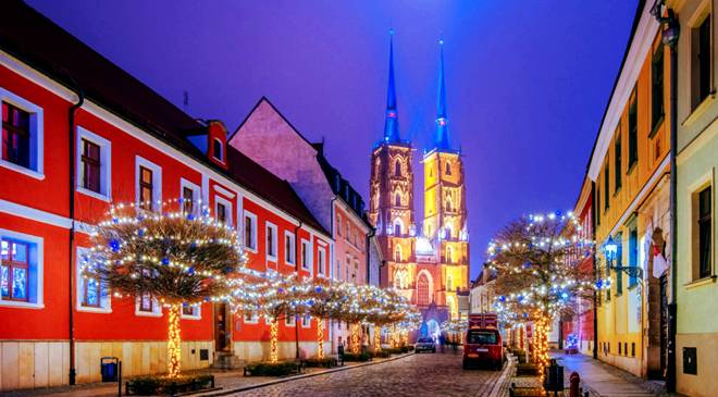 Досуг во Вроцлаве: что посетить 19-21 января
