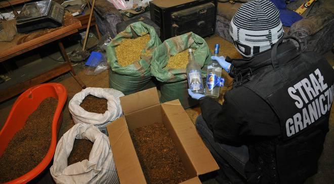 Нижня Сілезія: виявлено незаконний акцизний товар вартістю понад 100 000 злотих
