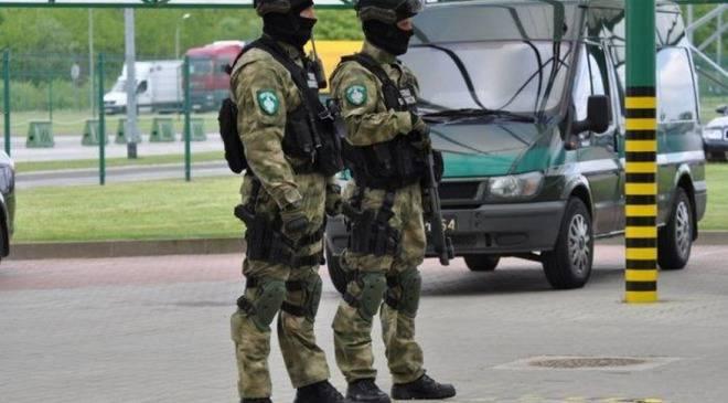 Нижня Сілезія: прикордонники затримали розшукуваного Інтерполом злочинця