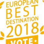 European Best Destinations — після першого тижня конкурсу Вроцлав у першій десятці