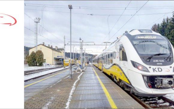 Нижня Сілезія: з рейок зійшов вантажний потяг