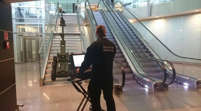 Через покинутий багаж у Вроцлавському аеропорту було евакуйовано 150 осіб