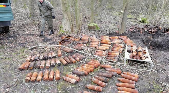 Нижня Сілезія: поліція виявила надзвичайно небезпечну знахідку