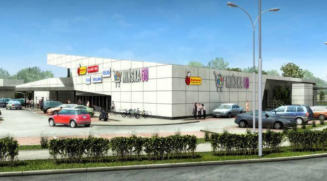 Поряд з Wrocław Fashion Outlet буде збудовано новий торговельний центр [візуалізація]