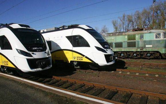 Вроцлав з іншої перспективи – екскурсія потягами Нижньосілезької залізниці з нагоди Відкритих Днів Європейських Фондів!