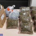 Вроцлав: співробітники поліції вилучили майже 8 кілограмів наркотиків