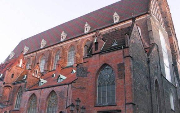 Розпочався капітальний ремонт Гарнізонного костелу у Вроцлаві