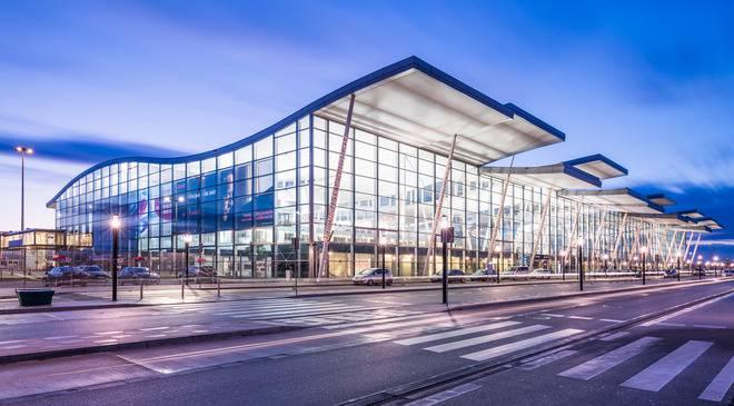 Вроцлавський аеропорт інформує…