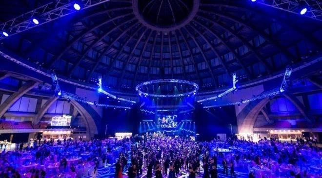У Вроцлавській Hali Stulecia відбувся 14-й благодійний бал Анни та Рафала Дуткевичів: зібрано 1,4 млн злотих