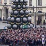 У Вроцлаві на площі ринок випускники танцюватимуть полонез