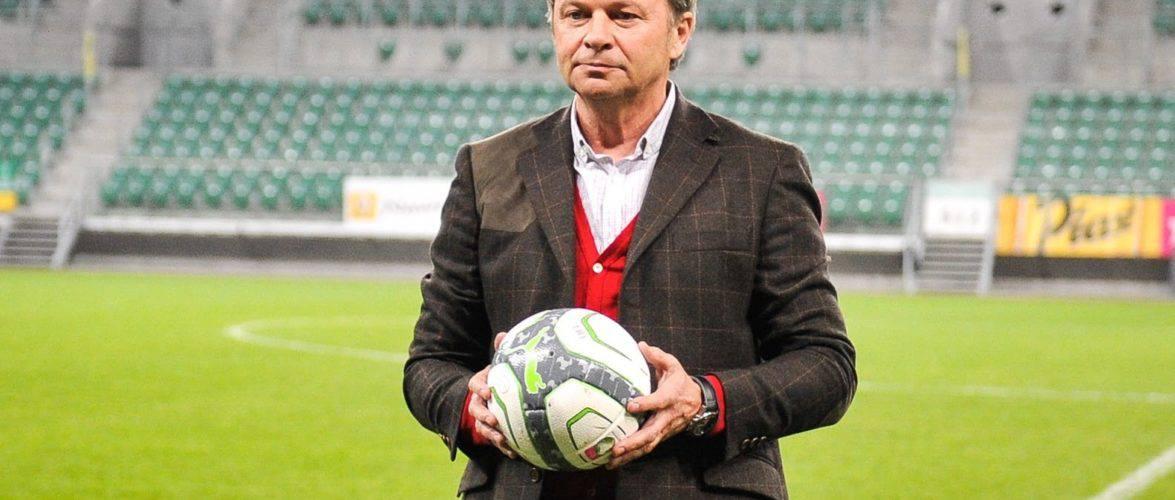 У вроцлавського «Шльонська» новий головний тренер