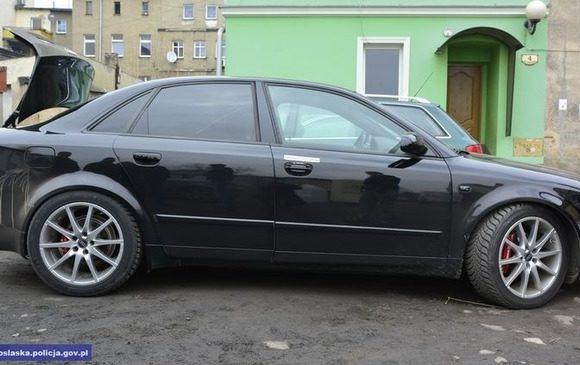 Нижня Сілезія: поліція затримала серійного викрадача автомобілів