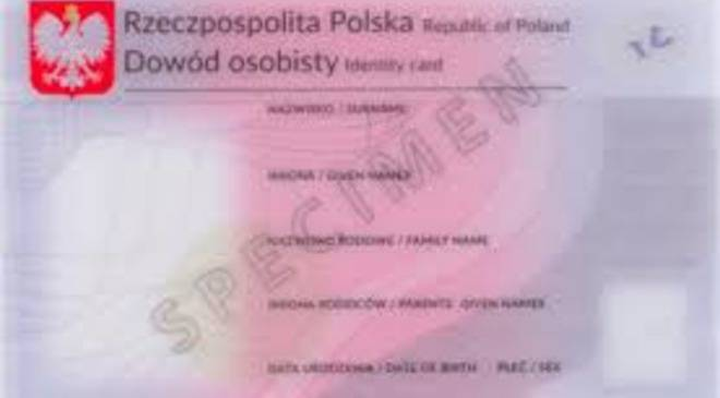 Більше одного мільйона поляків повинні обміняти своє посвідчення особи.  Штрафні санкції сягатимуть до 5000 злотих