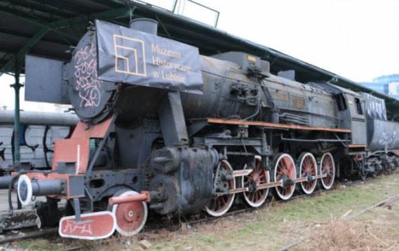 Найпопулярніший воєнний локомотив Вроцлава вирушає до Любіна