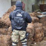 Нижня Сілезія: затримано рекордну партію контрабандних сигарет вартістю близько 30 мільйонів злотих