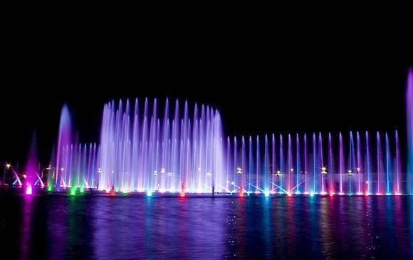 Цього року фонтани Вроцлава запрацюють із запізненням