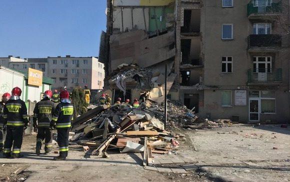 Вибух газу в житловому будинку у Познані: п'ятеро осіб загинули під будівельними уламками
