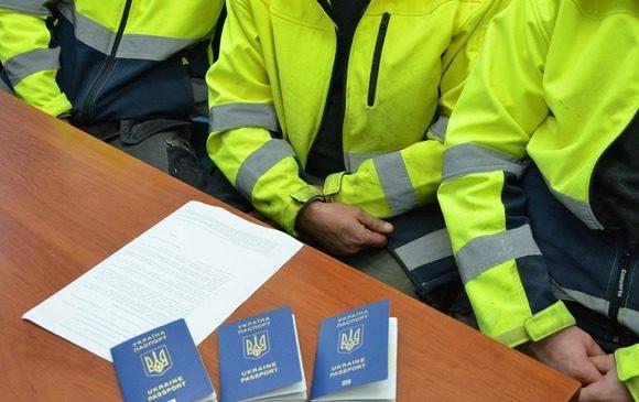 Нижня Сілезія: польські прикордонники затримали українців, які працювали без дозволів