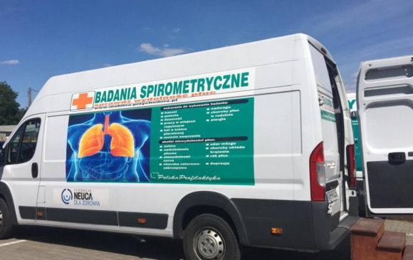 У Вроцлаві пройде діагностика на хронічне обструктивне захворювання легень