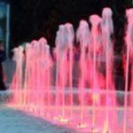 Літнє відкриття Мультимедійного Парку Фонтанів у Вроцлаві