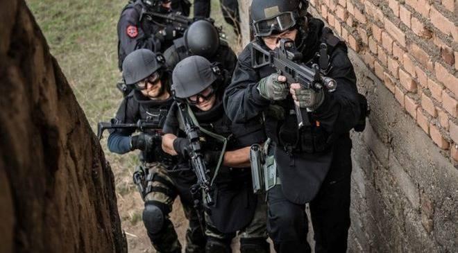 У Нижній Сілезії поліція розбила лігво неофашистів