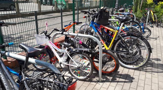 Штрафи для  велосипедистів у Польщі