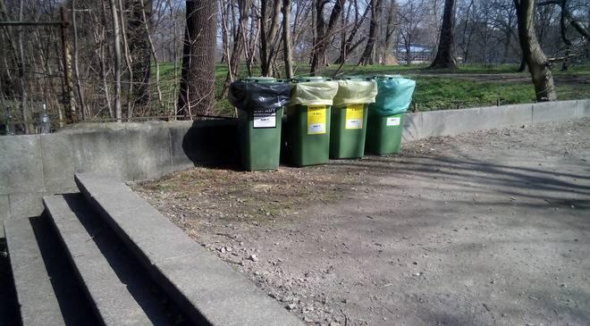 Вроцлав: очищення міста в літній сезон