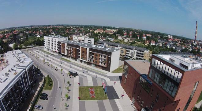 Невелике місто поблизу Вроцлава — вагомий конкурент для столиці Нижньої Сілезії