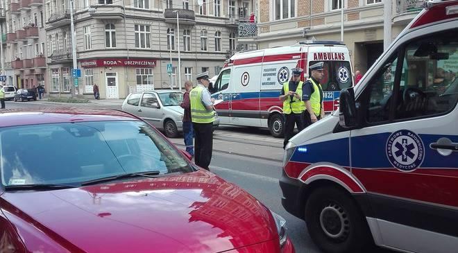 Во Вроцлаве украинец сбил пожилого пешехода (+ФОТО)